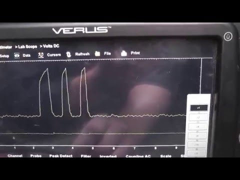 Accessing the fuel pump circuit - YouTube