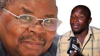 EXCLUSIVE: Msanii wa kwanza kuigiza sauti ya Rais Mkapa anabeba Taka Taka