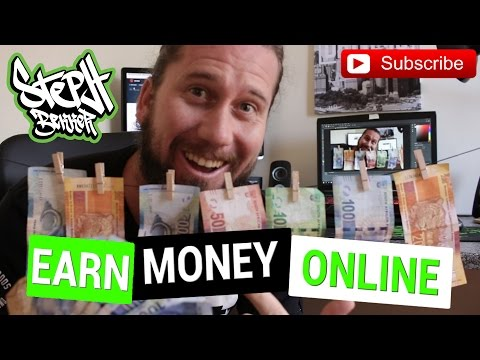 How To Make Money Online In South Africa | Work from home South Africa | How to make money fast