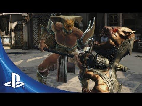 God of War: Ascension - Pre-Order Bonus Trailers - 0 - God of War: Ascension – Pre-Order Bonus Trailers