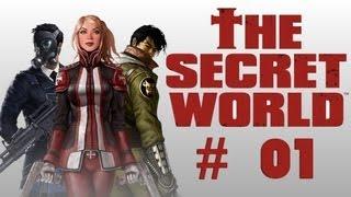 Let's Test The Secret World #001 [Deutsch/Full HD] - Erwachen
