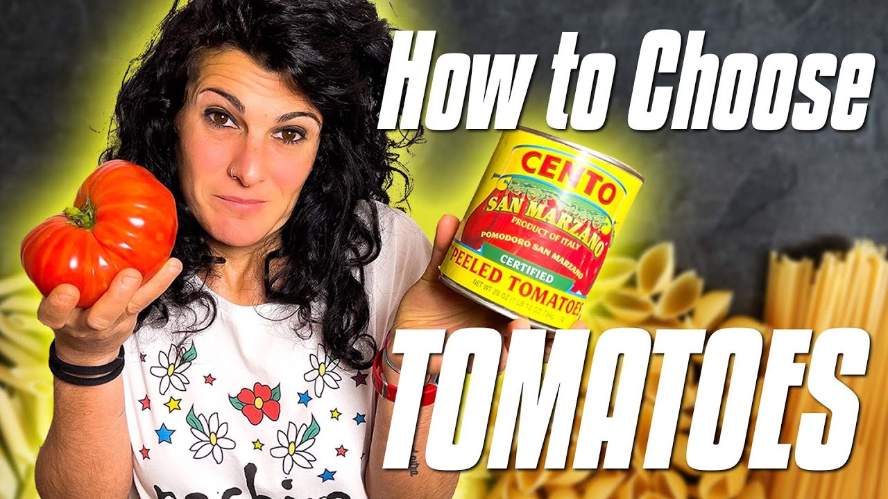 Download How to Choose the RIGHT Tomatoes