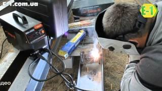 Видео обзор инверторной сварки Дніпро-М MOS ММА-250-DB макси отзывы(Видео обзор инвентарного сварочного аппарата подготовлен сайтом