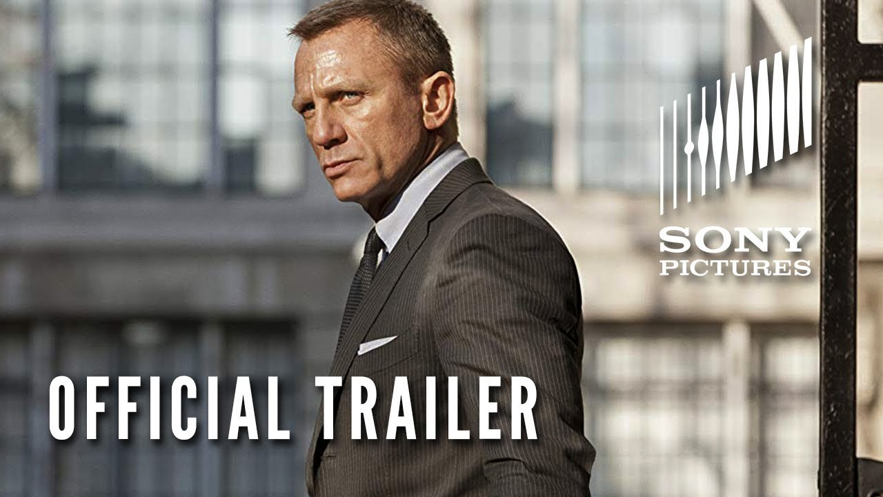 skyfall official trailer youtube