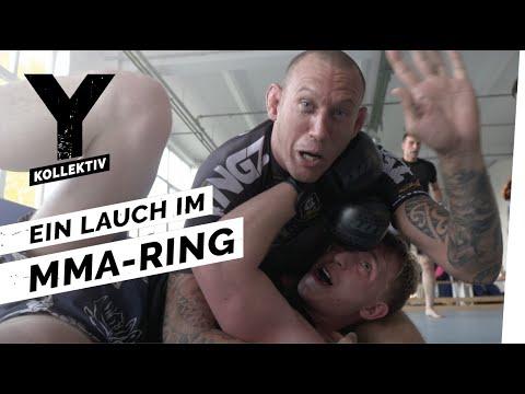 Ein Lauch im Fight Club - Wie asozial sind MMA Kämpfe in Deutschland?