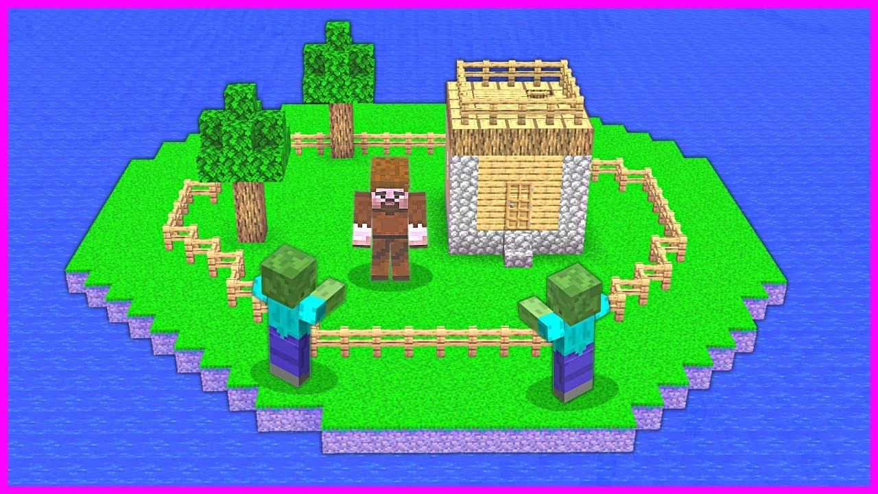 ZENGİN VE FAKİR SURVİVOR'A KATILIYOR! 😱 - Minecraft