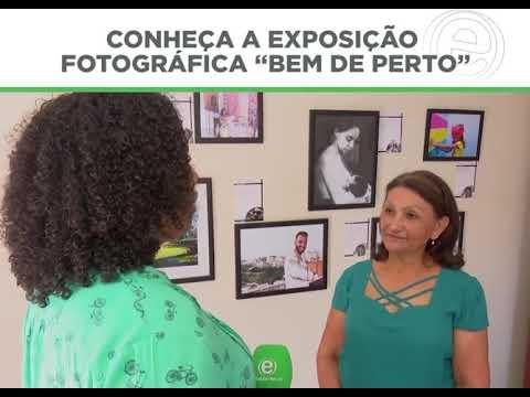 Exposição Bem de Perto   Matéria TV Educativa   Programa Espaço 2
