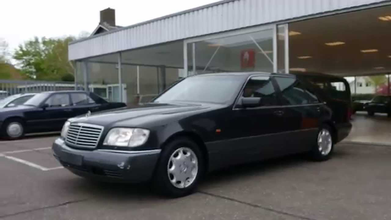 Mercedes s600 1995 vemu cars sold doovi for S600 mercedes benz for sale