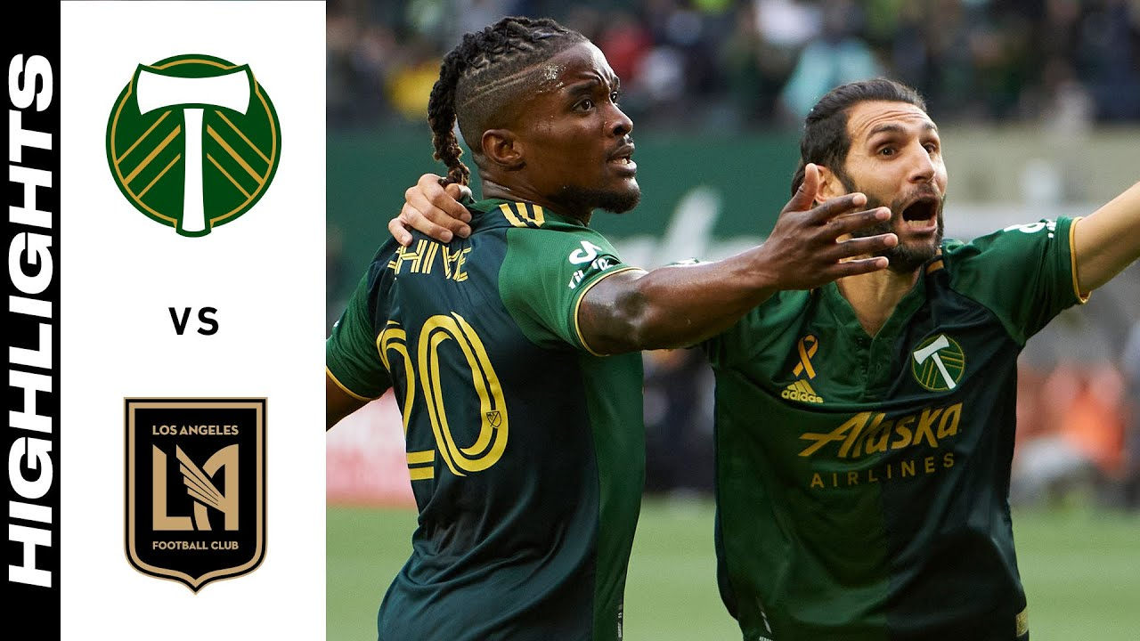 Download HIGHLIGHTS: Portland Timbers vs. LAFC | September 19, 2021