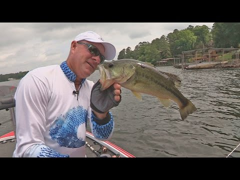 FOX Sports Outdoors SouthWEST #23 Lake Hamilton, Arkansas Bass Fishing