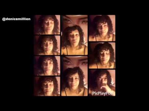 Aaliyah Are You That Somebody A Capella Cover By Denice Millien