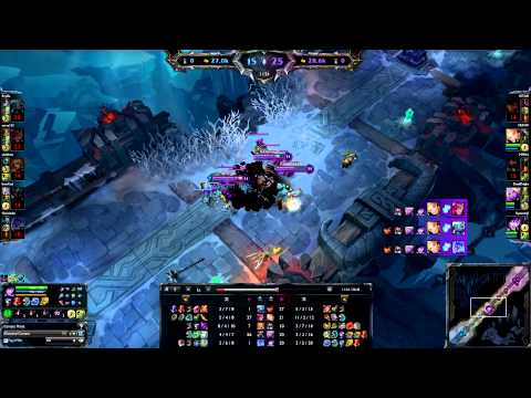 League of Legends Lux - Pentakill TR4TW HD