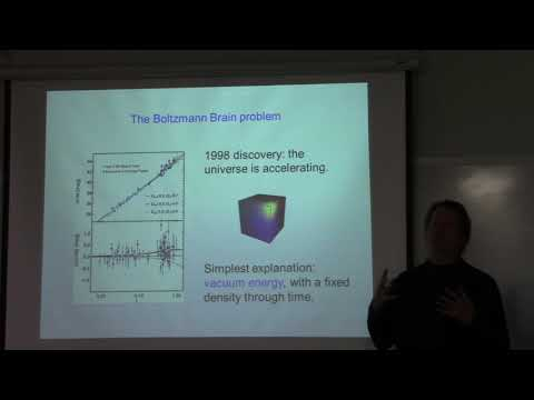 Sean Carroll - Locating Yourself in a Large Universe