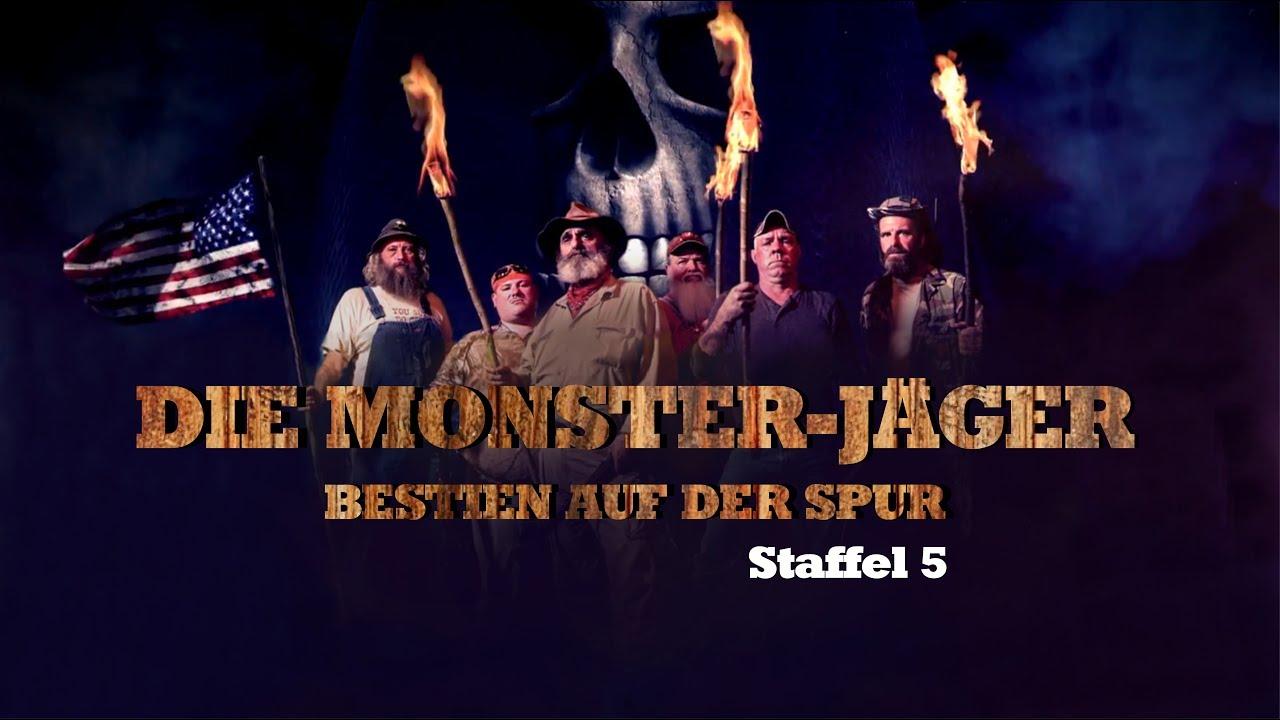Die Monsterjäger Bestien Auf Der Spur