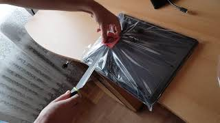 Lenovo Thinkpad e490 unboxing