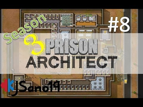 Prison Architect - Season 3 - Episode 8 - Invincible Tunnel