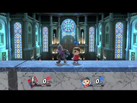 """""""Who Can Cross The Planck Length In Smash Ultimate?"""" Director's Cut"""