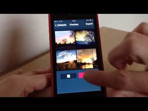 PicGrid iPhone App Review