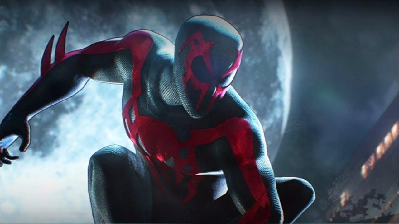 Spiderman 2099: Spider-Man 2099 And Iron Man