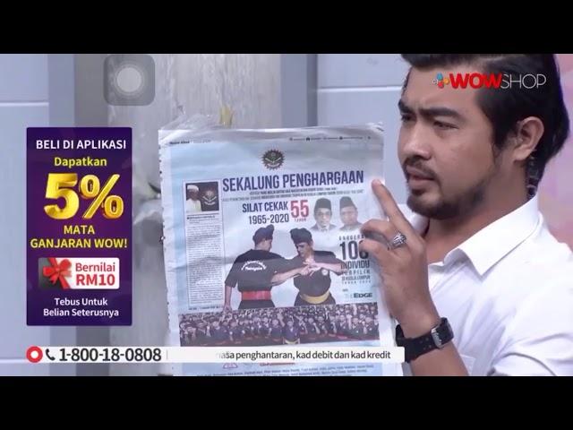 Kecoh Silat Cekak Malaysia dalam Harian Metro pagi tadi. Apa yang dah berlaku? Jom kita tengok!