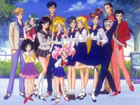 Sailor Stars Song full