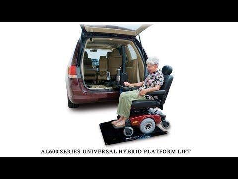 Harmar AL600 Universal Hybrid Platform Lift Installation ... on