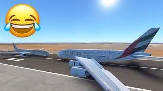 The WORST Pilot Fails On Infinite Flight Multiplayer