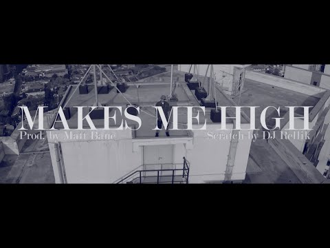Optimuzt ft. Marc 7 of Jurassic 5 - Makes Me High (Music Video)