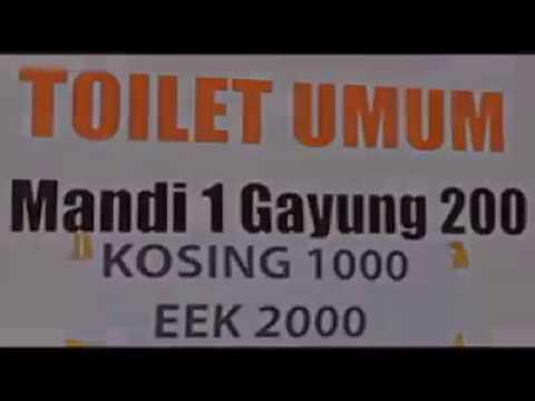 Lawak Batak 2016  Toilet Umum