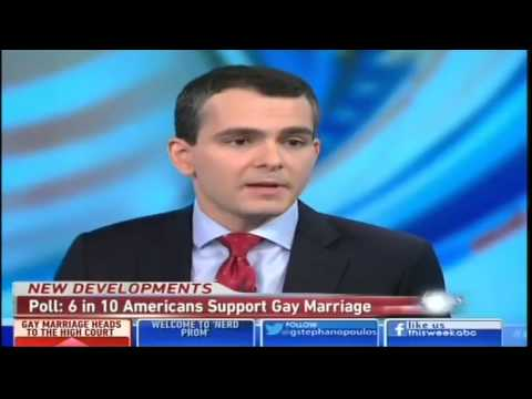 Ryan T. Anderson Talks Anthony Kennedy and Marriage