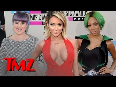 American Music Awards: The Worst Dressed | TMZ