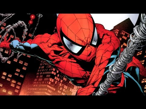 Superhero Origins: Spider-Man (REDUX)