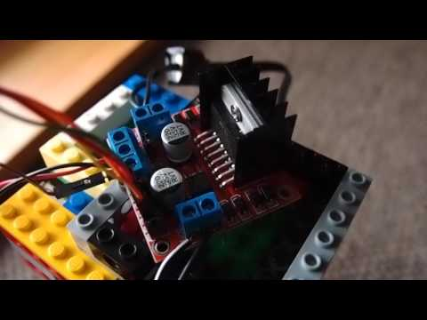 Dual Bridge Mikrokontroller L298N von Gearbest.com