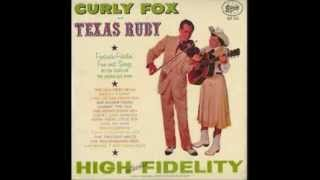 Curly Fox & Texas Ruby - If You Don't Want Me,Then Set Me Free (c.1947).