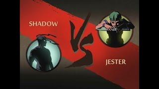 Shadow Fight 2 Tournament Shadow VS Jester