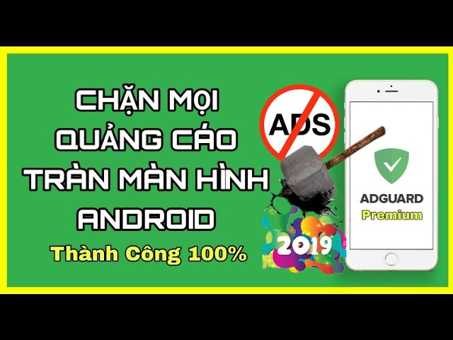 [PMT GAMER] HƯỚNG DẪN TIỆN ÍCH | Cách Chặn Mọi Quảng Cáo Trên Điện Thoại Android | Adguard Premium