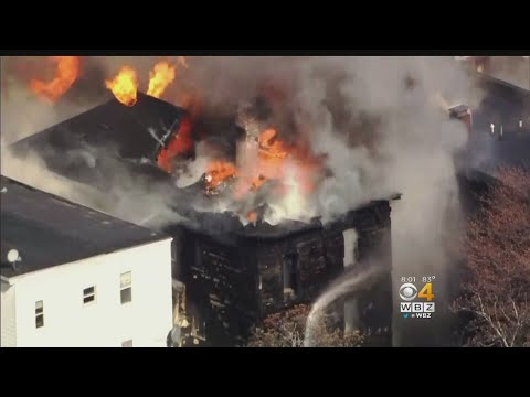 Chelsea Fire Spreads To Three Buildings