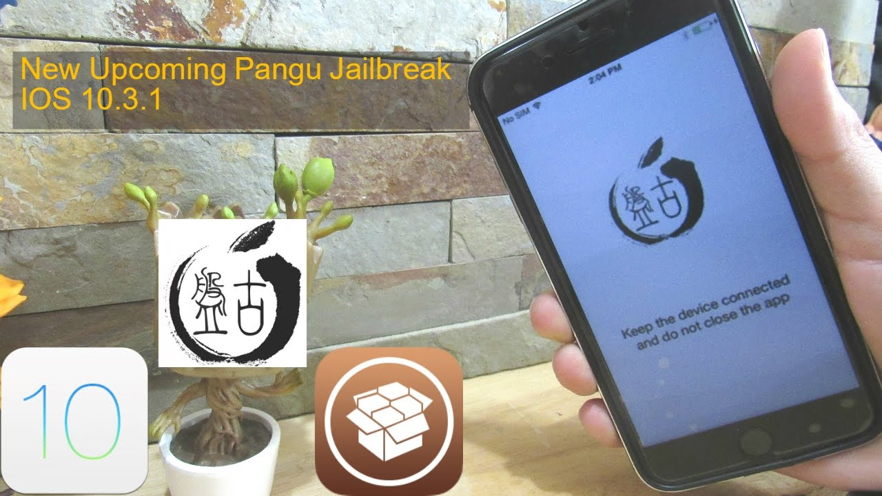 Pangu team, eminente rilascio del jailbreak ios 10.3.1 ...