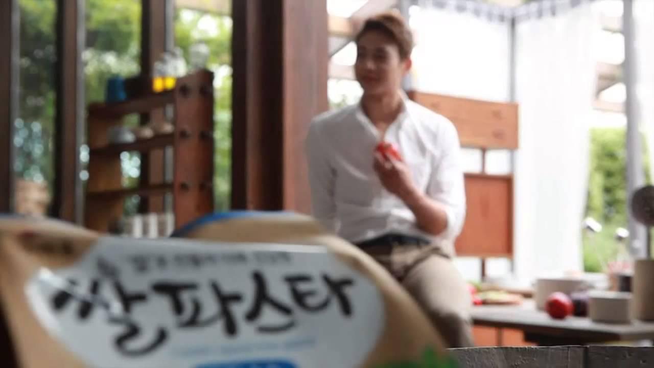Download 민호 쌀파스타 광고 메이킹 영상 (Minho rice pasta CF making film)
