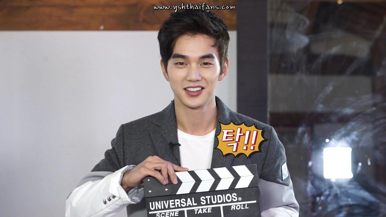 Photo of ยู ซึง-โฮ ภาพยนตร์และรายการโทรทัศน์ – [ซับไทย] 10.12.15 Meet the Star 배우를만나다 ยูซึงโฮ