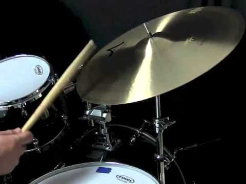 Zildjian Armand 19 Beautiful Baby Ride Youtube
