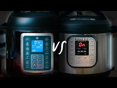 Instant Pot vs. Mealthy Multipot + SHRIMP RISOTTO!