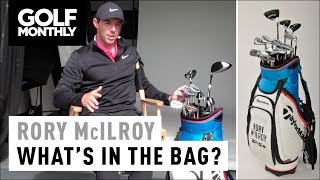 Rory McIlroy I 2018 What's In The Bag I Golf Monthly