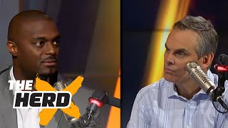 Plaxico Burress responds to a coach calling Joey Porter 'an embarrassment' | THE HERD