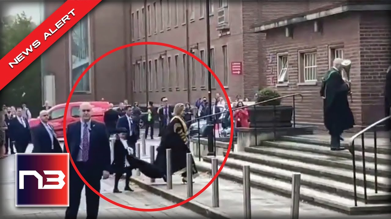 Hillary Clinton Spotted In Ireland With Child In Tow, Suddenly Heckler Calls Her Out