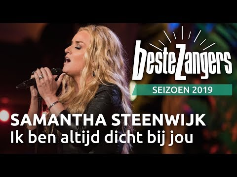 Samantha Steenwijk - Ik ben altijd dicht bij jou   Beste Zangers 2019