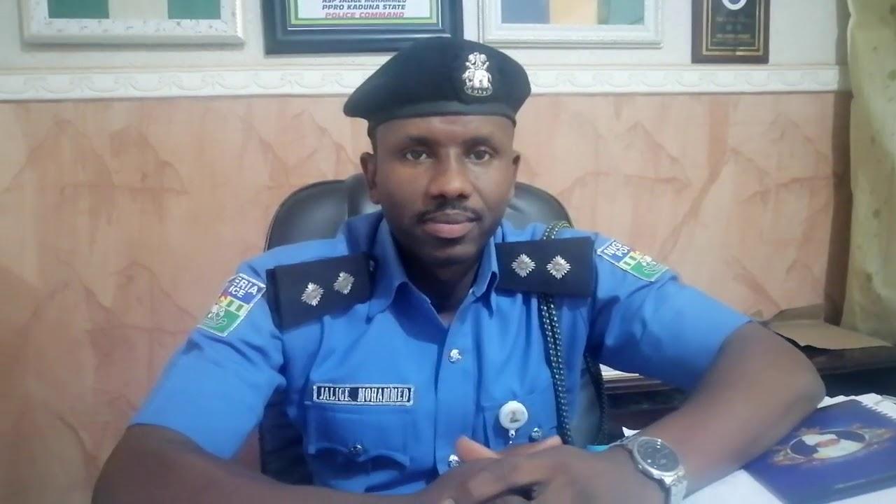ASP MOHAMMED JALIGE PPRO KADUNA STATE POLICE COMMAND - YouTube