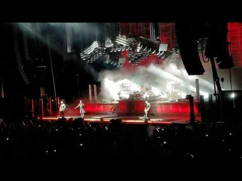 Rammstein en vivo desde chicago