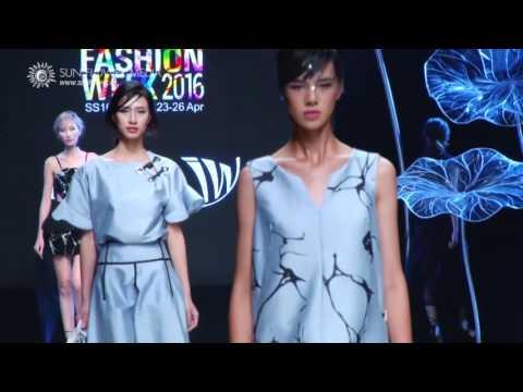 IVY moda - Fashion Show - BST THE MARBLE - VIETNAM INTERNATIONAL FASHION WEEK 2016