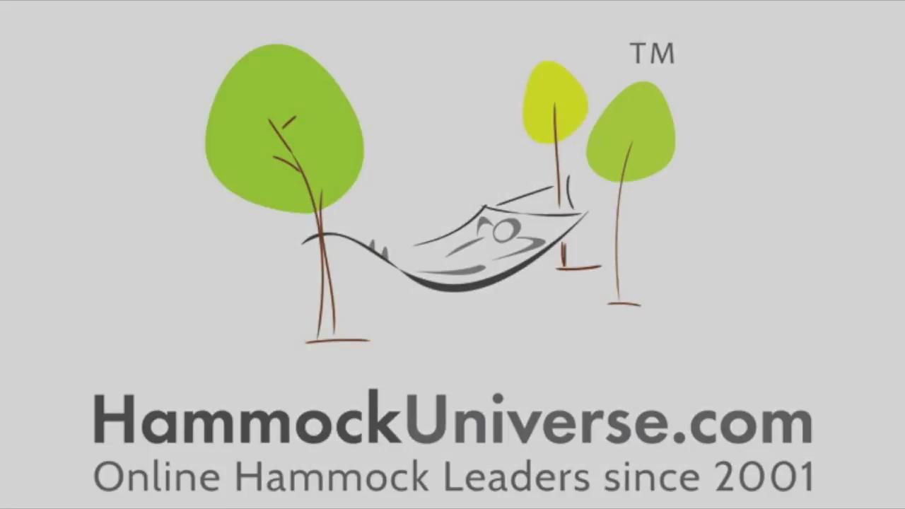 Universal Hammock Stand For Non Spreader Bar Hammocks